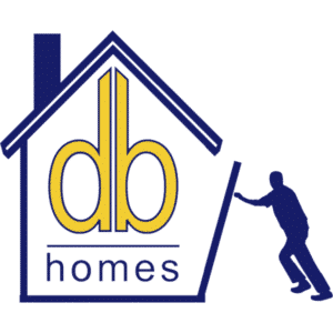 DB Homes logo
