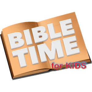 Bible Time for Kids logo