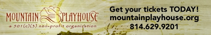Mountain Playhouse sponsor ad
