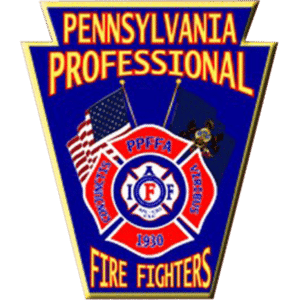 PA Professional Fire Fighters logo